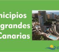 Municipios mas grandes de Canarias