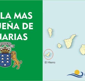 La isla mas pequeña de Canarias