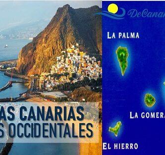 islas canarias del occidente